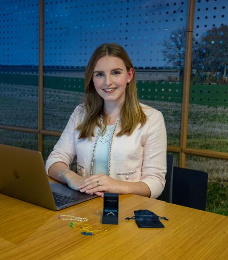 Suzan (21) runt drie bedrijven: 'Ik wil één van de succesvolste zakenvrouwen van Nederland worden'