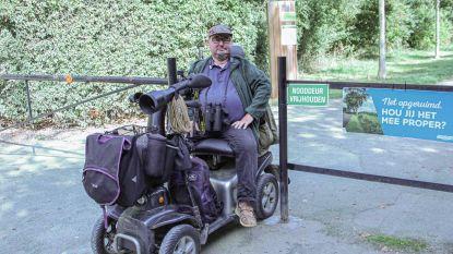 """Liedekerkebos nu ook rolstoeltoegankelijk: """"Mensen zaten hier soms vast in de smalle doorgangen"""""""