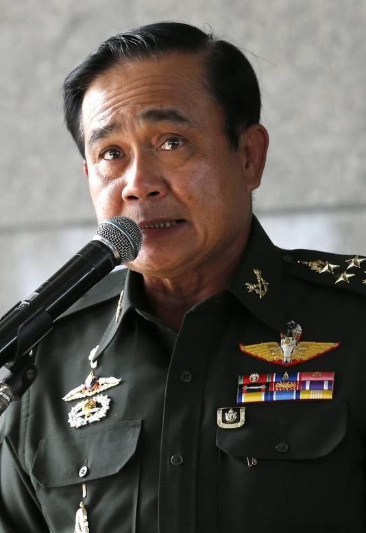 Generaal Prayuth Chan-ocha