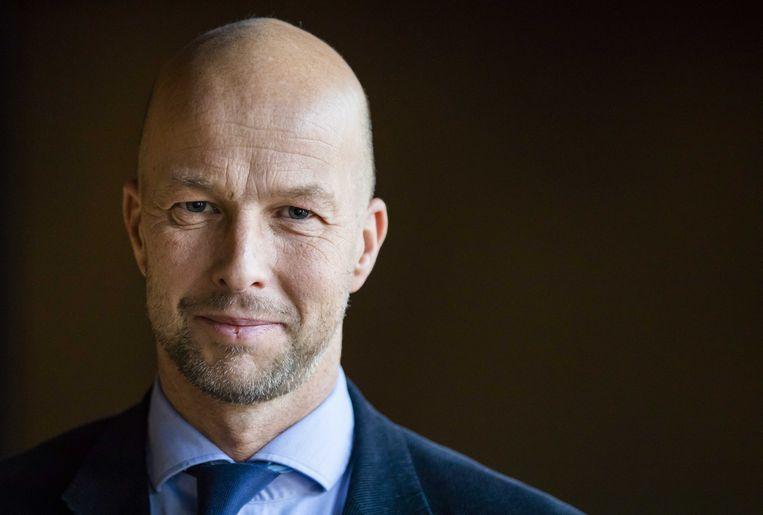 D66-Kamerlid Tjeerd de Groot Beeld ANP