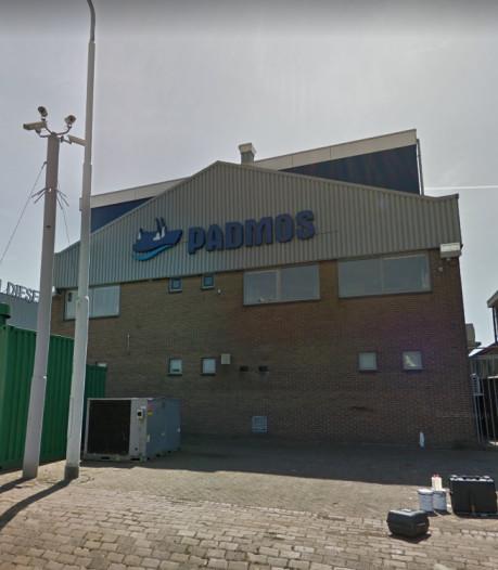 Werknemer krijgt stroomschok op scheepswerf in haven Stellendam
