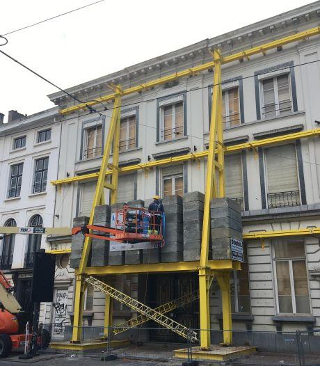 Stad bouwt nieuw politiekantoor voor wijkteam aan Lange Gasthuisstraat