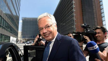 PVDA enige partij die stemming wil over kandidatuur Reynders als eurocommissaris