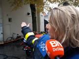Vier zwaargewonden door explosie transformatorhuisje in Bergen op Zoom
