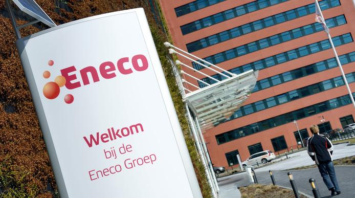 Eneco. Foto ter illustratie.