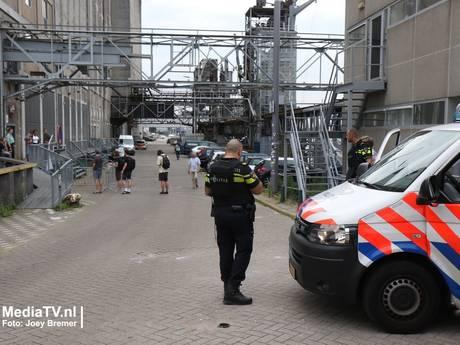 Politie gelast concert in Maassilo Rotterdam af om terreurdreiging