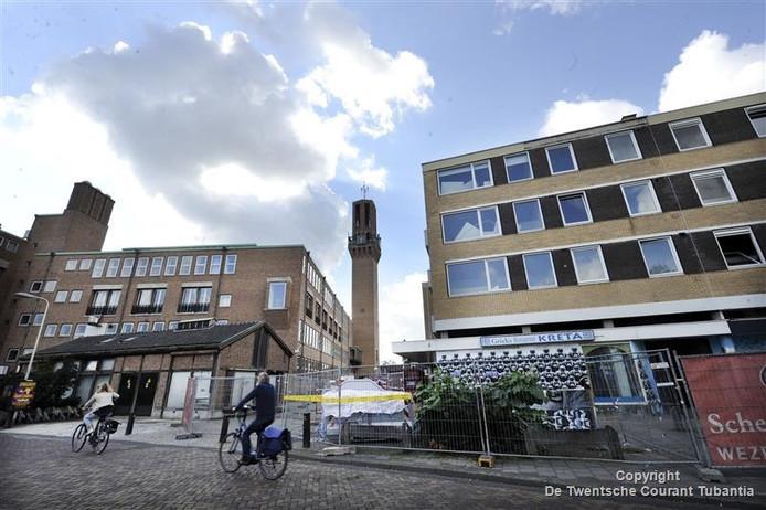 Sloop van panden aan Deldenerstraat is al begonnen.