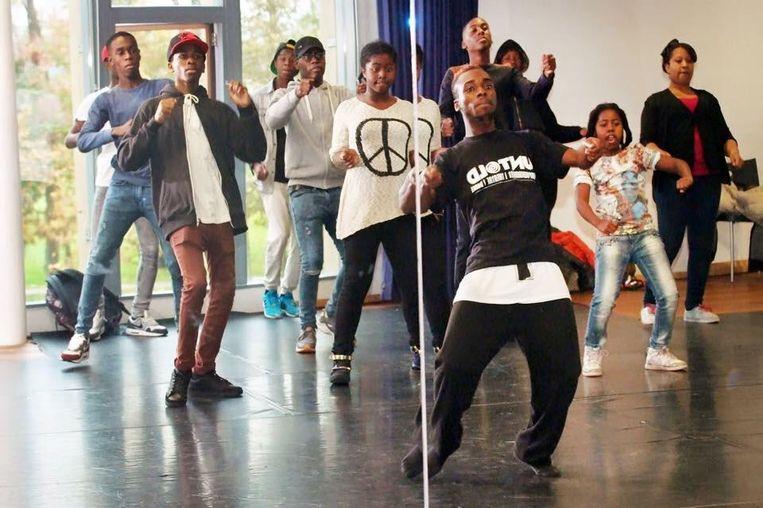 Leer dansen in juni Beeld Untold