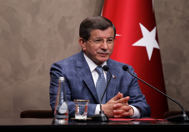Ahmet Davutoglu steunde volgens Erdogans aanhangers de president niet genoeg.