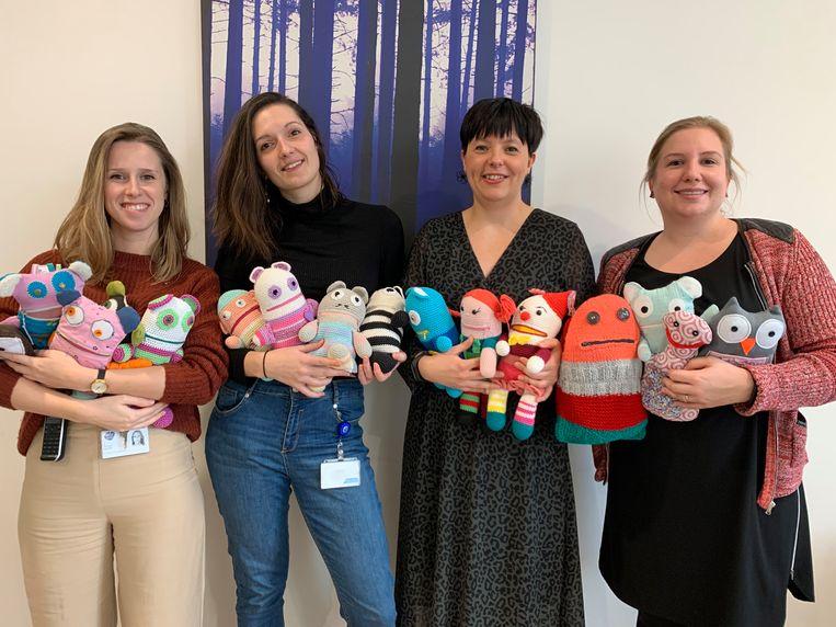Het Oncologisch Psychosociaal Support Team van het OLV