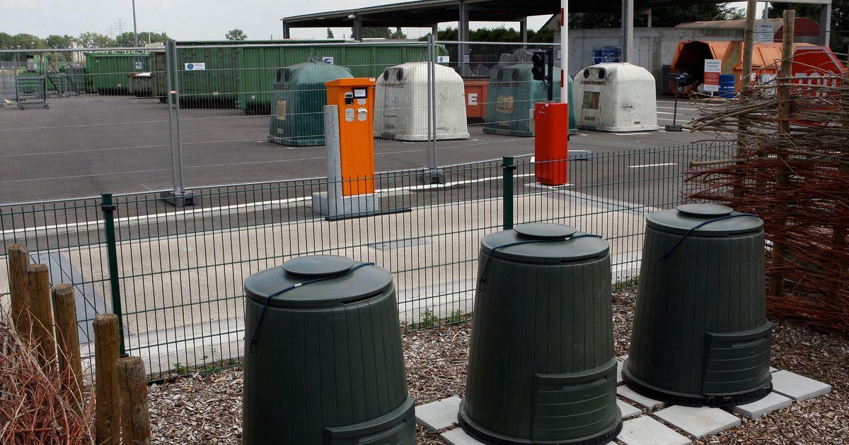 Nationale Staking: Nationale Staking (voorlopig) Beperkt Tot Recyclageparken