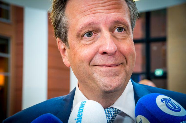 Alexander Pechtold is de nieuwe directeur van CBR. Beeld ANP