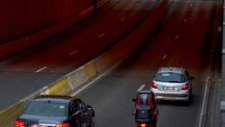 70 procent bestuurders geflitst bij snelheidscontrole in Brusselse Louizatunnel