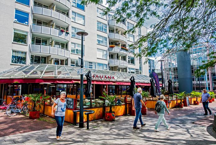 De eigenaar van het restaurant aan het Stadsplein in Capelle ziet geen toekomst meer.