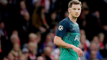 """Vertonghen raakt fit voor finale Champions League: """"Ik heb me nooit zorgen gemaakt"""""""