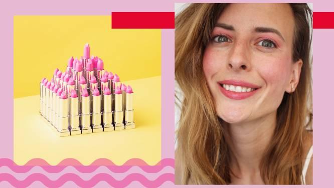 Een beautylook met slechts 1 product? NINA redactrice Sophie test de monochrome make-uptrend uit