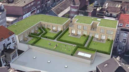 Aldi bouwt luxeflats in Brussel