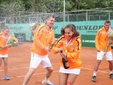Na jaar droogte weer 'Haagse' landstitel tennis?