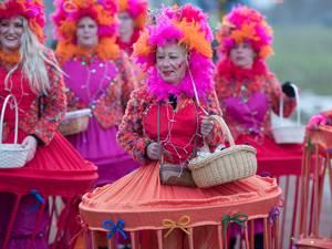 Hier zie je de carnavalsoptochten van 2017