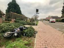 Motorrijder ernstig gewond door botsing in Bemmel
