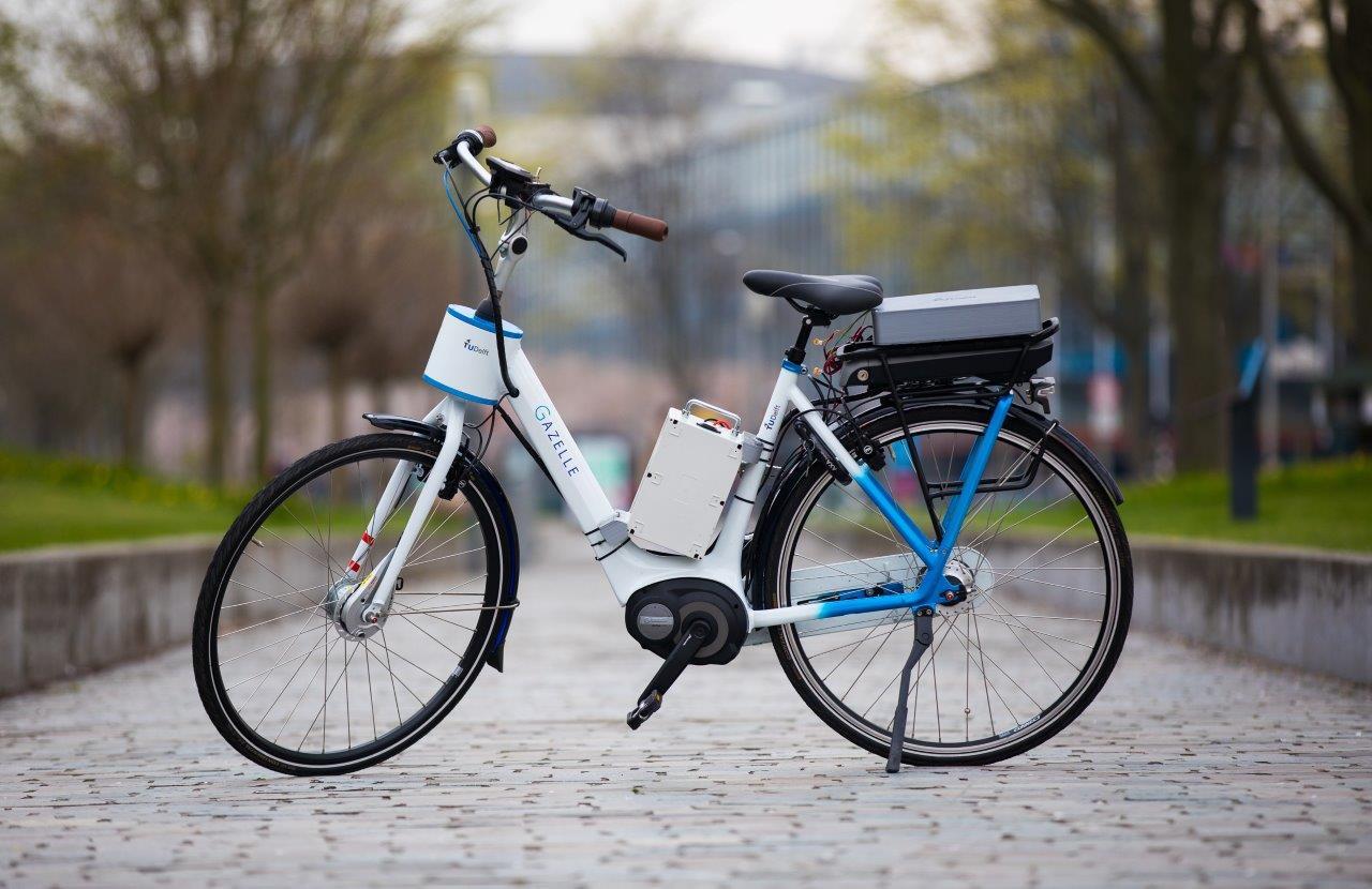Archieffoto elektrische fiets.