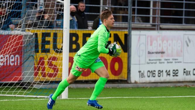 """Keeper Arthur Hannes (KVK Tienen) ligt mee aan de basis van 1-2-winst op Visé: """"Weer een stap voorwaarts gezet"""""""