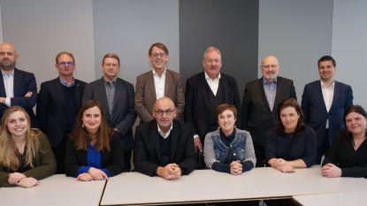 Nieuwe Raad van Bestuur aangesteld van Maatschappij Linkerscheldeoever