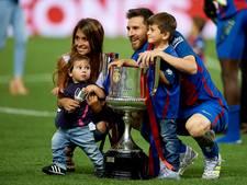 Ruim 250 man op gastenlijst voor bruiloft Messi