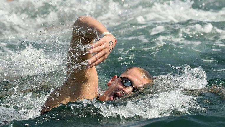 Ferry Weertman Beeld Getty Images