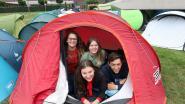 Studenten Thomas More overnachten op campus na eerste schooldag
