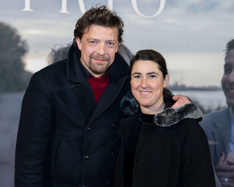 Ben Segers en vriendin Lenny Van Wesemael.