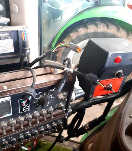 GPS-dieven duiken nu op in Flevoland, na eerdere inbraakgolf in de Achterhoek