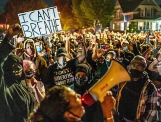 Betogers op de been in Minneapolis na vrijlating ex-agent die knie plantte op George Floyd
