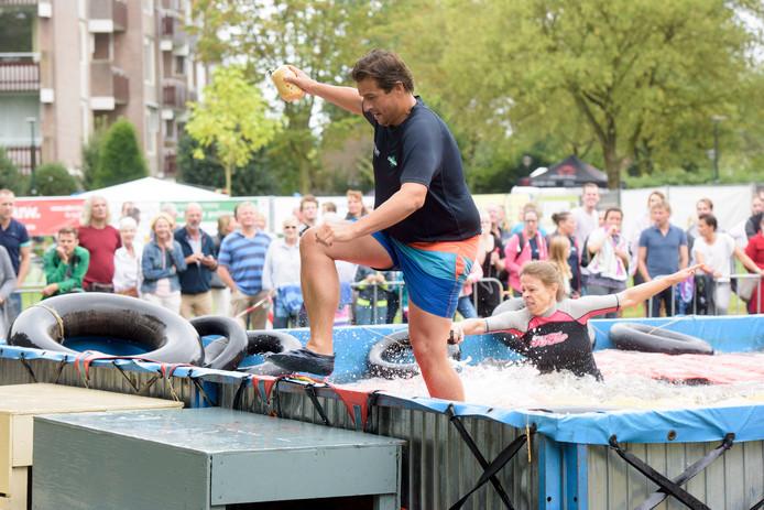 Sterrenslag in Geldrop in 2016. Vanaf vrijdag 14 september gaan de deelnemers weer los.