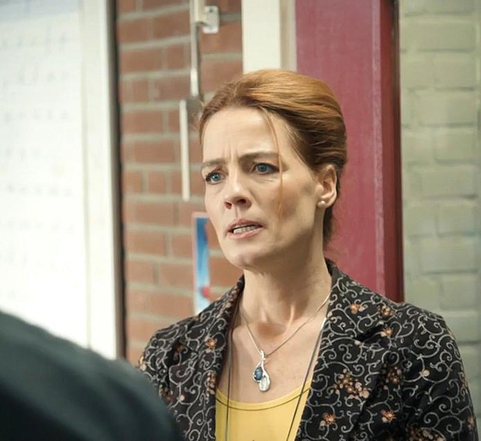 Ilse Warringa uit Dalfsen speelt ook dit seizoen weer de rol van Juf Ank.