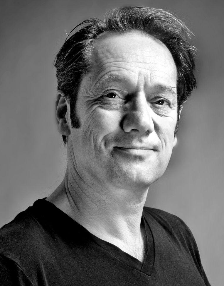 Gijs Scholten van Aschat. Beeld Jeppe van Pruissen