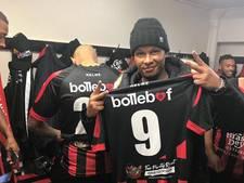 Rotterdamse rapper Bollebof sponsort eigen selectie