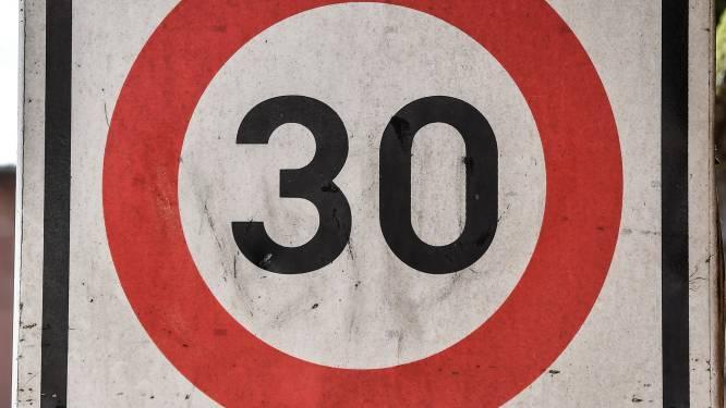 Lochristi verlaagt snelheid op gemeentewegen