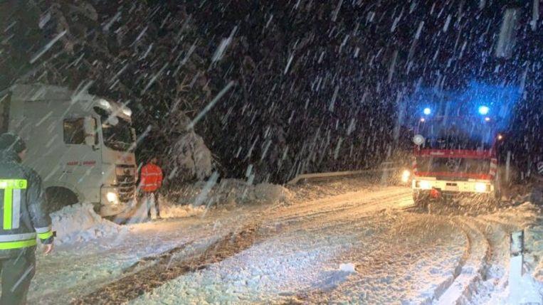 Totale chaos in Südtirol.