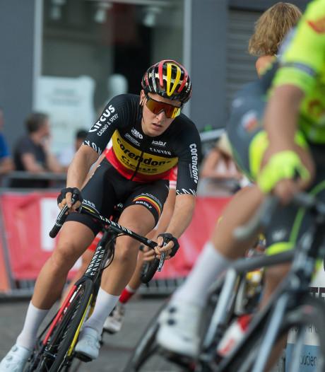 Merlier wint slotrit in Ronde van Denemarken, Larsen grijpt eindzege