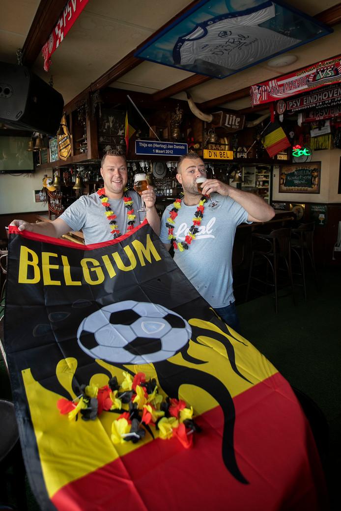"""Jan (links) en Thijs Daniëls nemen discotheek El Sombrero per 1 november over: """"Dit konden we niet laten schieten."""" (archieffoto)"""
