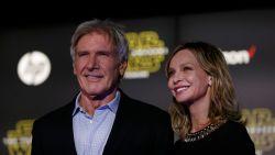 """Het geheim van een gelukkig huwelijk volgens Harrison Ford: """"Niet praten, maar jaknikken"""""""