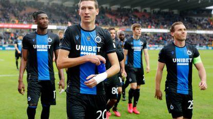 Storm Ciara maakt het voor Club Brugge nog wat drukker: blauw-zwart staat voor 8 matchen in 33 dagen