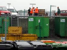 Milieustraat Helmond maandag weer open; tijdelijk strengere regels