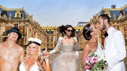 Trouwen in 'la douce France', deze beroemdheden deden het Joe & Sophie en Zoë & Karl voor