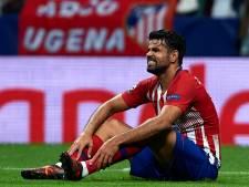 Atlético enkele weken zonder Diego Costa