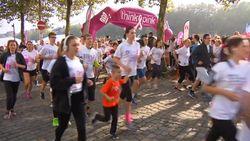 8.500 mensen lopen tegen borstkanker