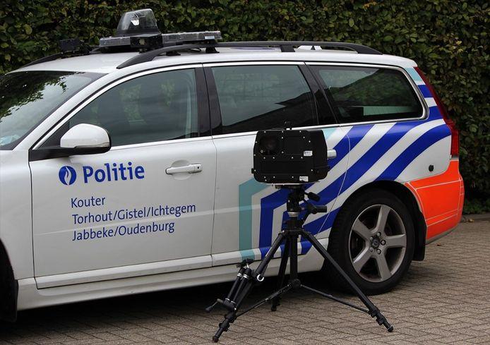 De Lokale Politie Kouter staat volgende week te flitsen in Gistel, Ichtegem en Westkerke.