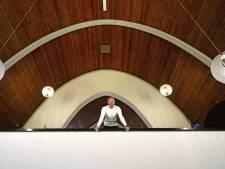 Het ijs is meteen gebroken als Ton Heerze begint over zijn kerk: 'Ik wilde iets aparts als kantoor voor Webton'