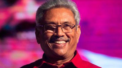 Premadasa geeft nederlaag toe: 'Terminator' Rajapaksa nieuwe president van Sri Lanka
